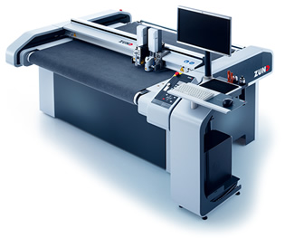 2015 ZUND digital cutter