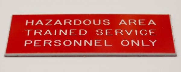 Laser Engraved ABS   Laser Marking Plastic